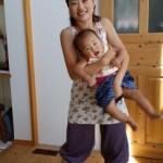 下半身の引き締め効果大!産後に子どもと自宅でできる遊びネタ
