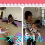 【クラス紹介】産後ママが親子で一緒に楽しめる川口のヨガ教室 チアーズ スマイルヨガ