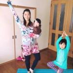 赤ちゃんと一緒に!【Happy Sunshine】のヨガでママの運動不足解消!北海道倶知安