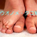 【特典動画紹介】足指をほぐすだけ!足裏のカサカサ、 魚の目タコはよくなる?