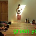 【参加者の声】子連れヨガでリフレッシュgreen yoga yuj(ユジュ)