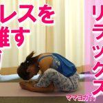 【動画付】股関節の柔軟と精神を静めるカメのポーズ